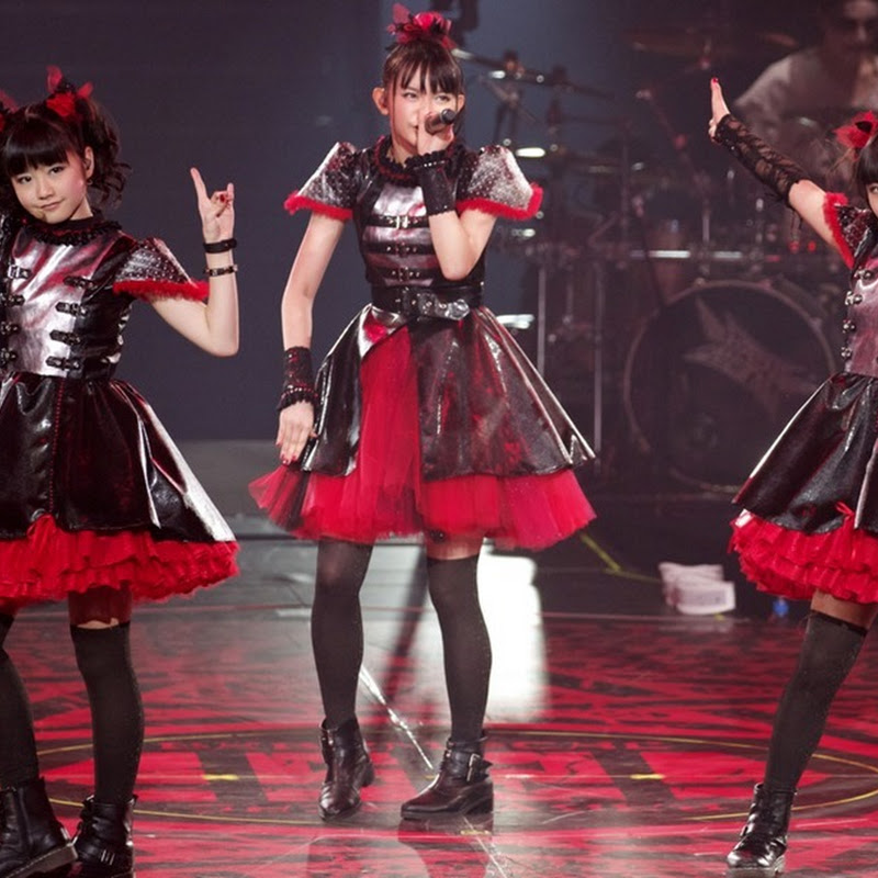 "Reacciones sobre BABYMETAL – ""youtubers react"" y ""Oldies but Goodies"""