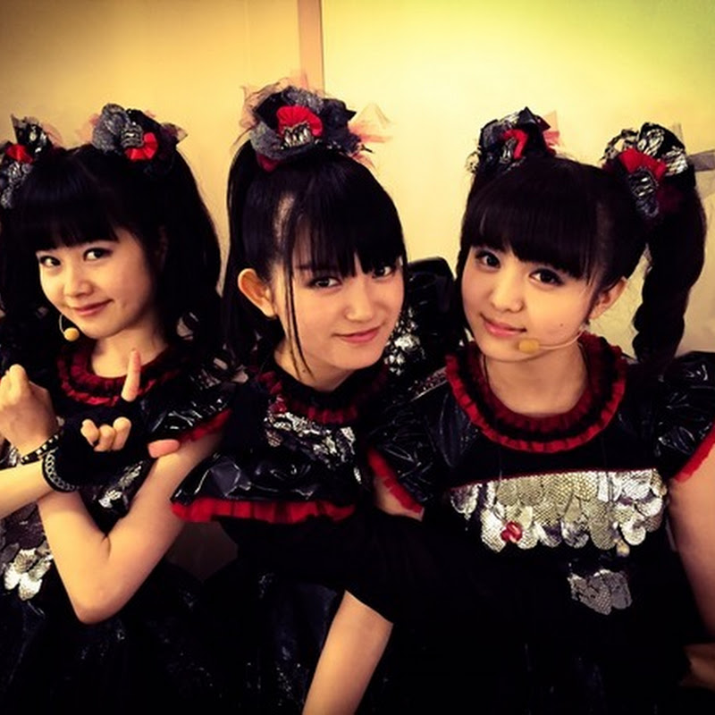 BABYMETAL en los Alternative Press Music Awards