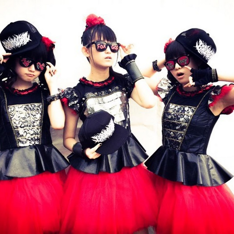 BABYMETAL abrirá a Red Hot Chili Peppers también en Estados Unidos