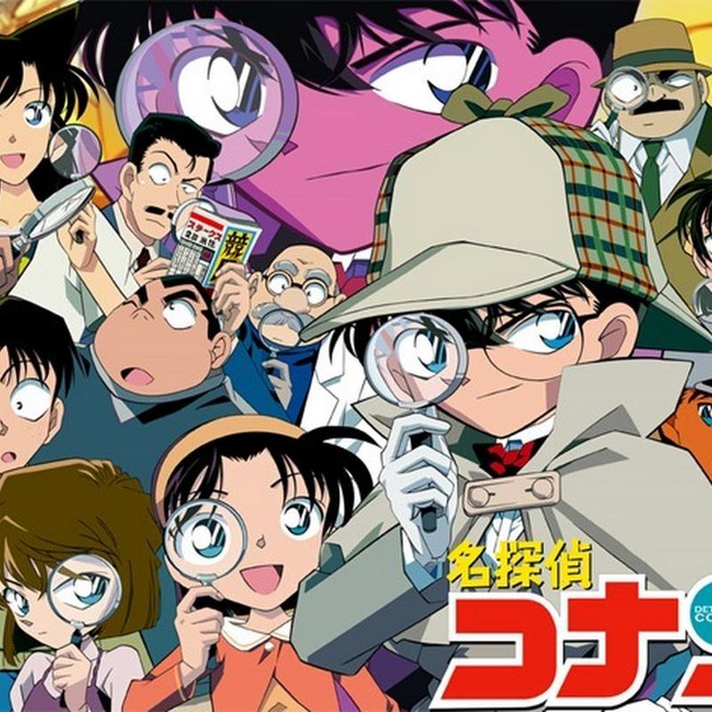 """Detective Conan tendrá especial de anime """"en el pasado"""""""