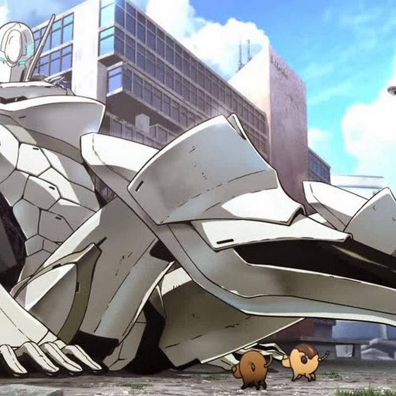 Donyatsu – cortos de anime surreal y pos apocalíptico