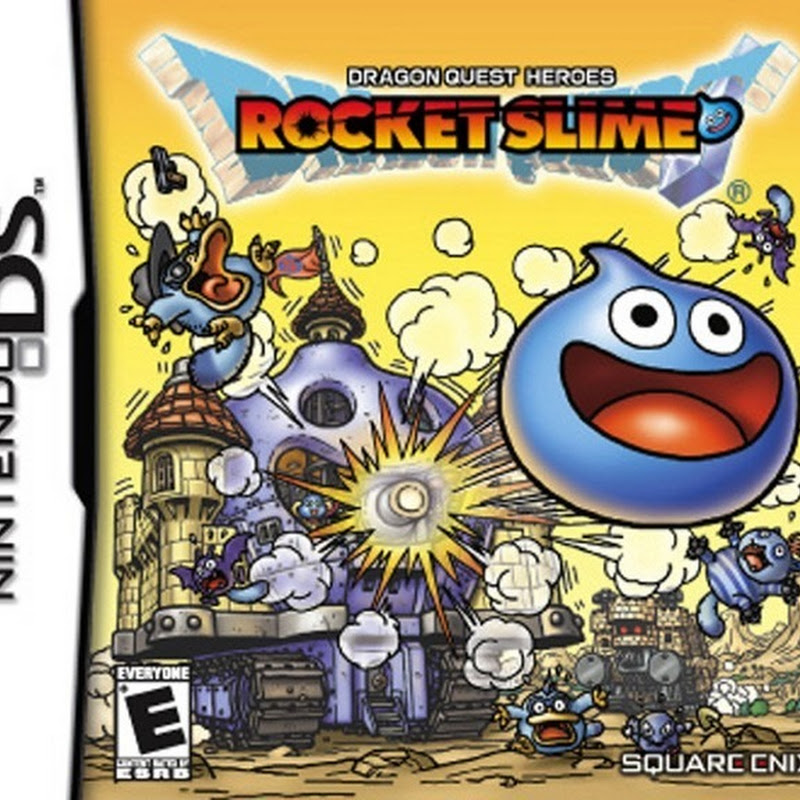 Dragon Quest: Rocket Slime podría llegar a occidente