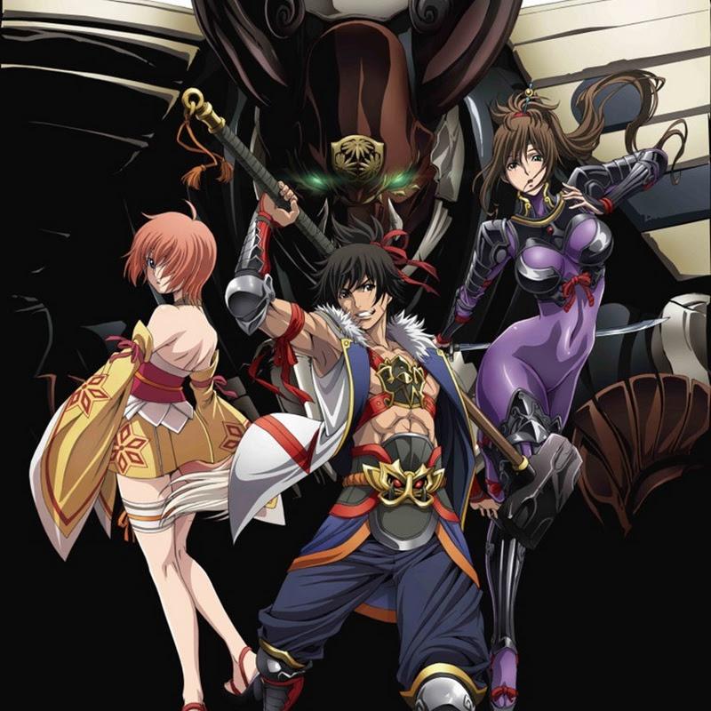 Fuuun Ishin Dai Shogun – nuevo anime de los creadores de Cat Shit One y Slayers