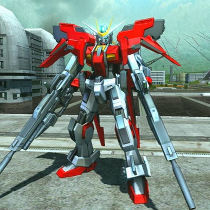 Gundam EX Vs. Full Boost – trailer para el video juego (PS3)