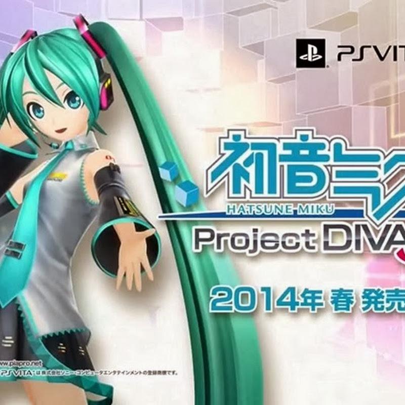 """Hatsune Miku Project DIVA F 2nd"" – Video Promocional"