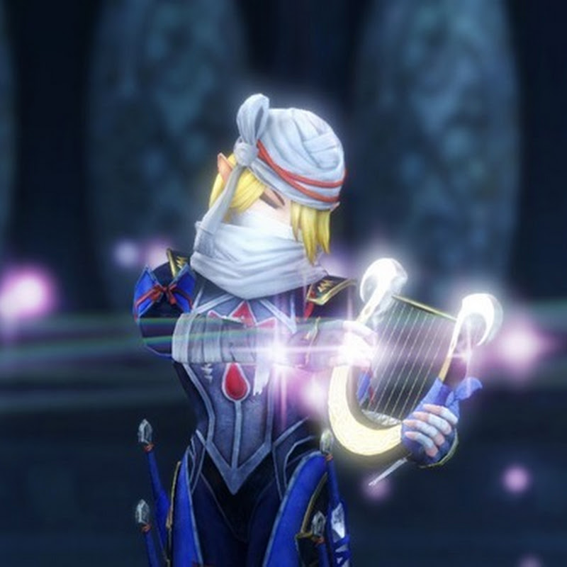 Trailer para Hyrule Warriors: Sheik