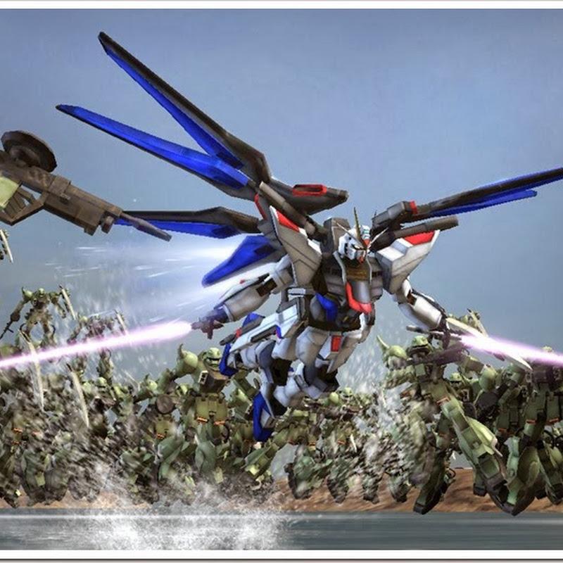 Shin Gundam Musou – nuevos trailers (PS3, PSVita)