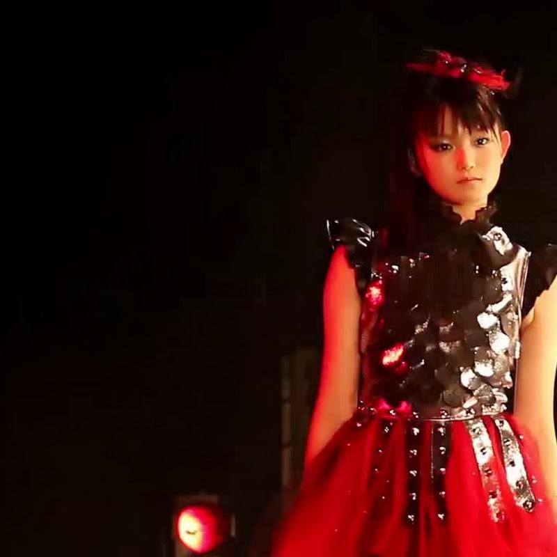 Nakamoto Suzuka (SU-METAL) – Benitsuki – Akatsuki- (en vivo)