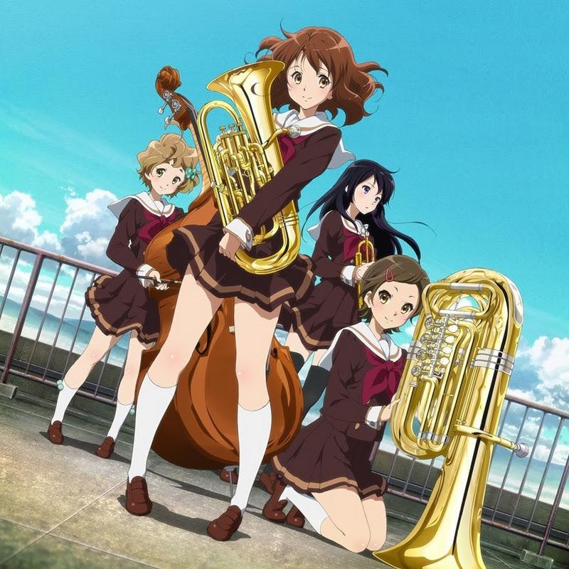 Sound! Euphonium – segundo comercial de TV para el anime