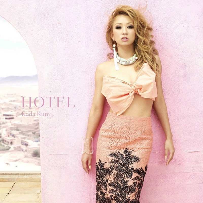 Koda Kumi – HOTEL (57° single)