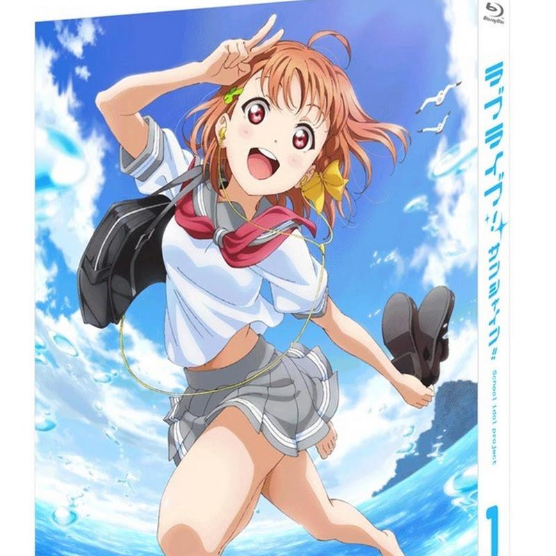 El Blu-ray japonés de Love Live! Sunshine!! tendrá subtítulos en inglés