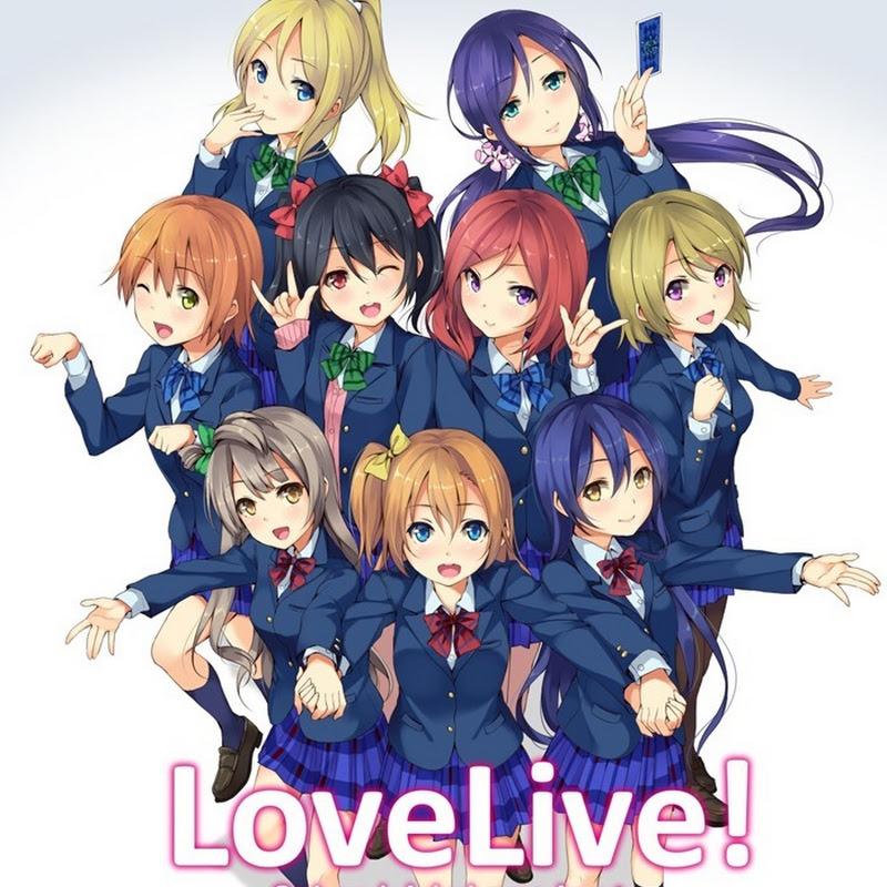 """""""Love Live! School Idol Paradise"""" trailer para el juego de PSVita"""