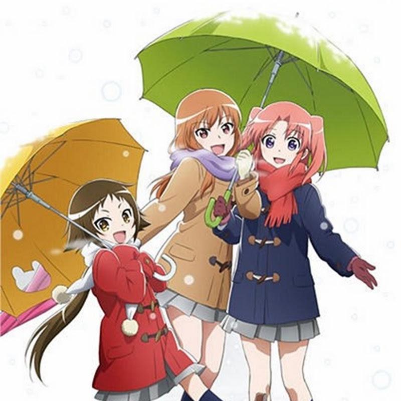 """""""Mikakunin de Shinkoukei"""" tendrá cortos de anime en el Blu-ray / DVD"""