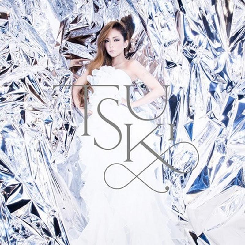 Amuro Namie – Tsuki (portadas para el single)