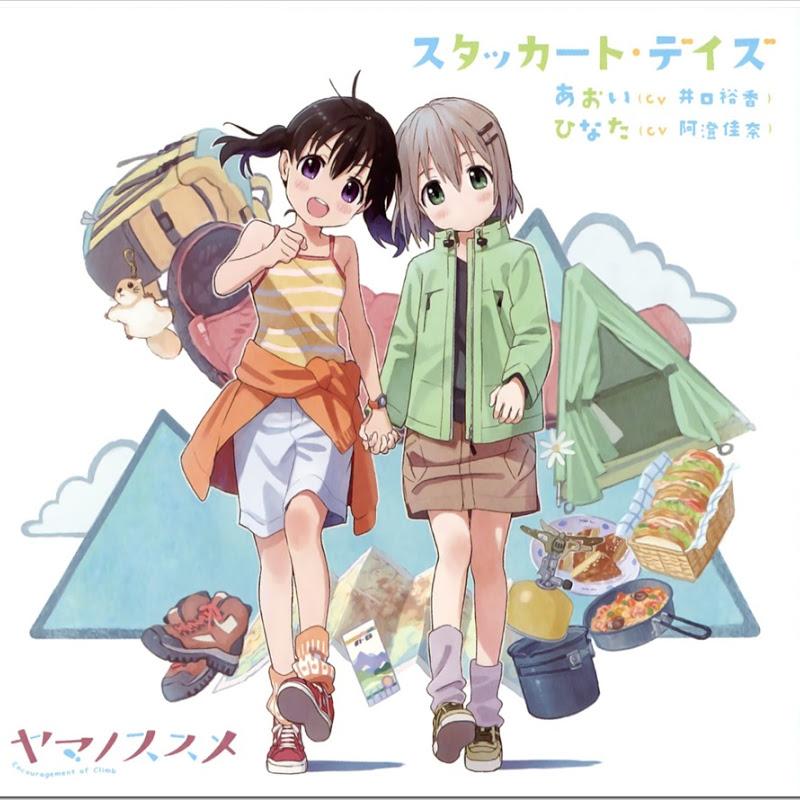 Yama no Susume – la segunda temporada del anime comienza en verano