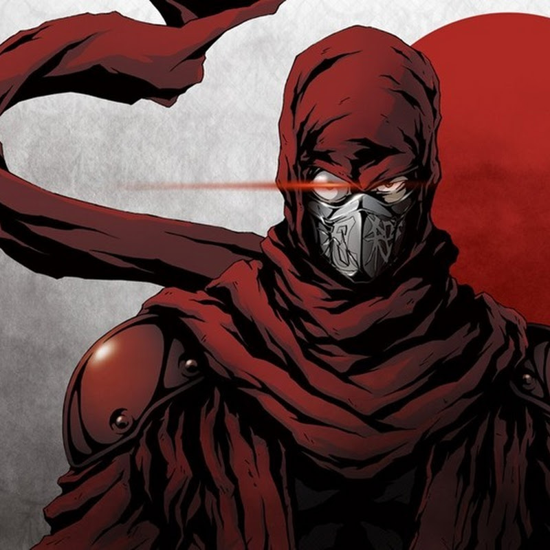 Ninja Slayer From Animation – nuevo anime de Trigger Studio (trailer)