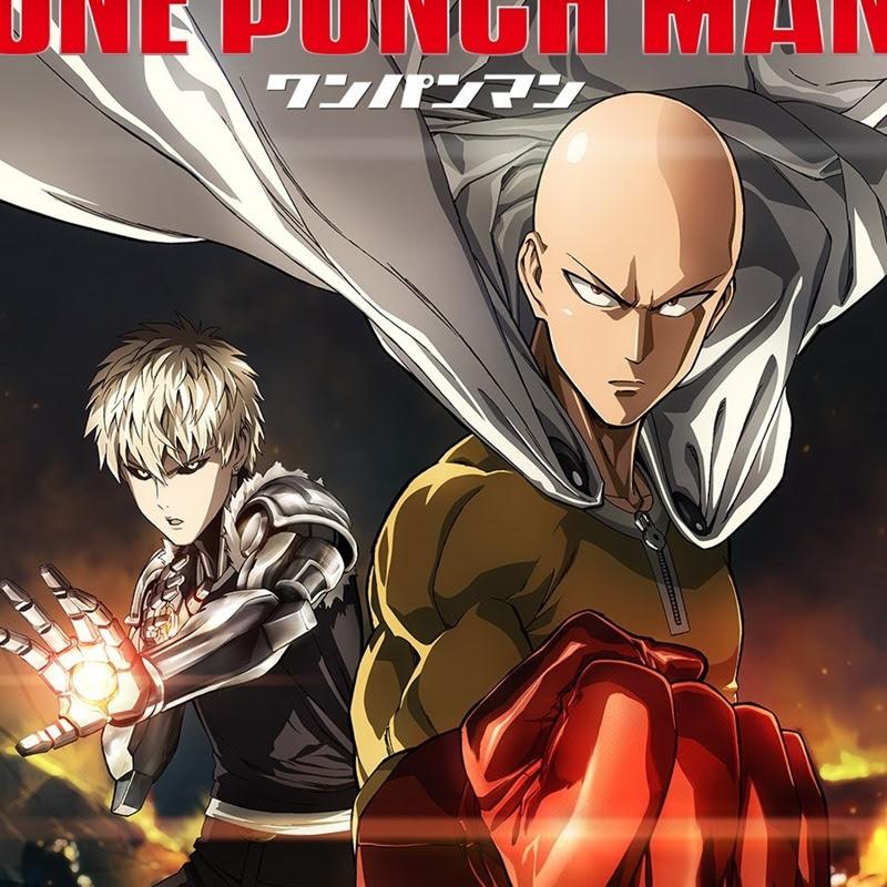 One-Punch Man – nuevo trailer para el anime