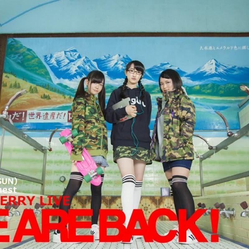 RHYMEBERRY regresa después de 8 meses con una integrante menos
