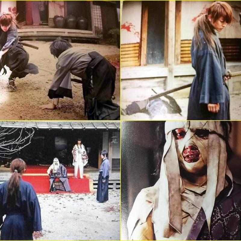 """""""Rurouni Kenshin"""" live action – imágenes de Kenshin vs. Soujirou"""