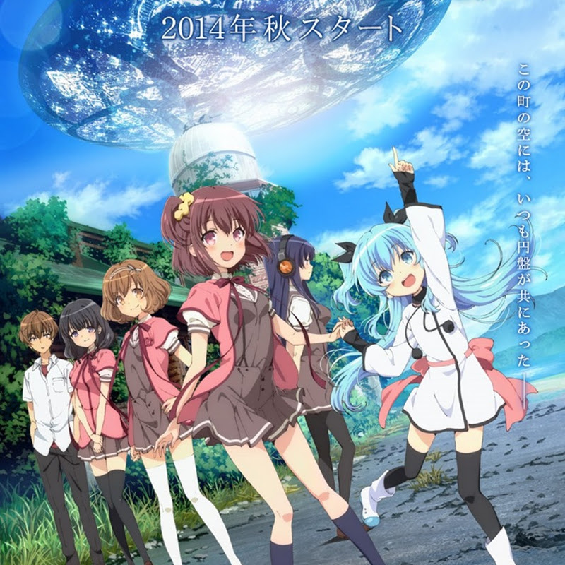 """Sora no Method"" – nuevo anime para otoño 2014"