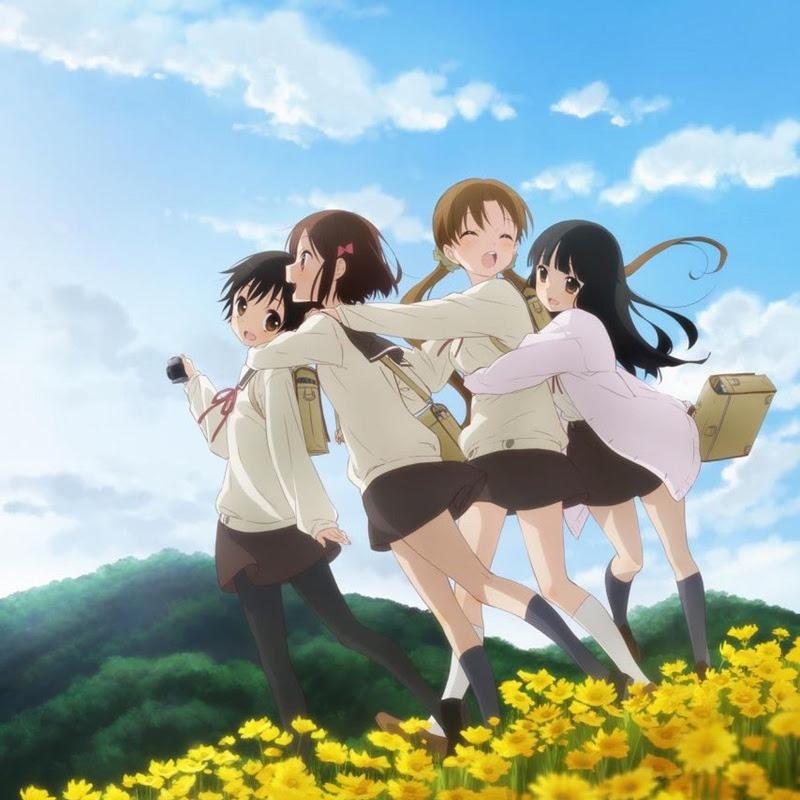 Tamayura – trailer para la primera película de anime