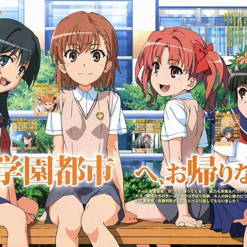 Los animes más populares de la temporada Primavera 2013