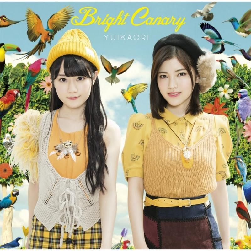 YuiKaori – Bright Canary (3er álbum)