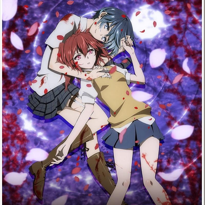 "Suwa Ayaka y Kanemoto Hisako protagonizan ""Akuma no Riddle"" anime"