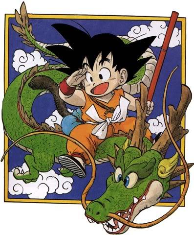 Dragon Ball Manga en descarga
