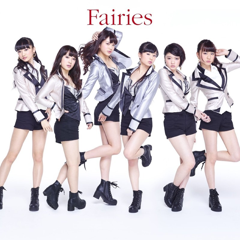 Fairies – Kiss Me Babe (preview del nuevo single)