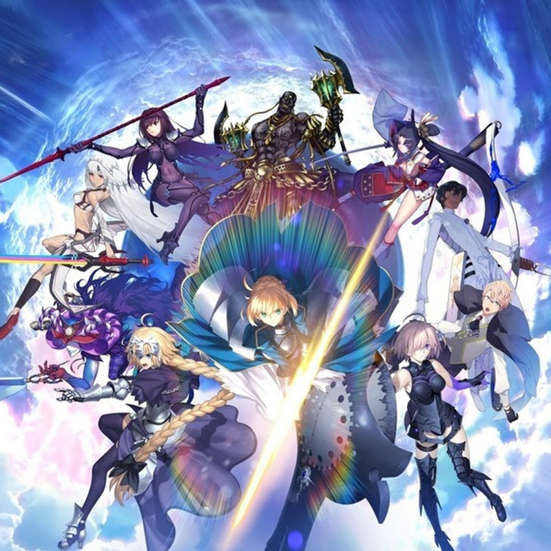 Nuevo comercial de TV para Fate/Grand Order (Android, iOS)