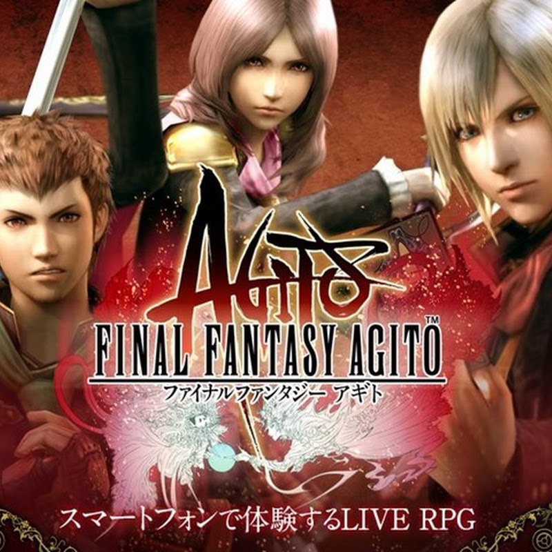 """Final Fantasy Agito"" trailer para Android y iOS"