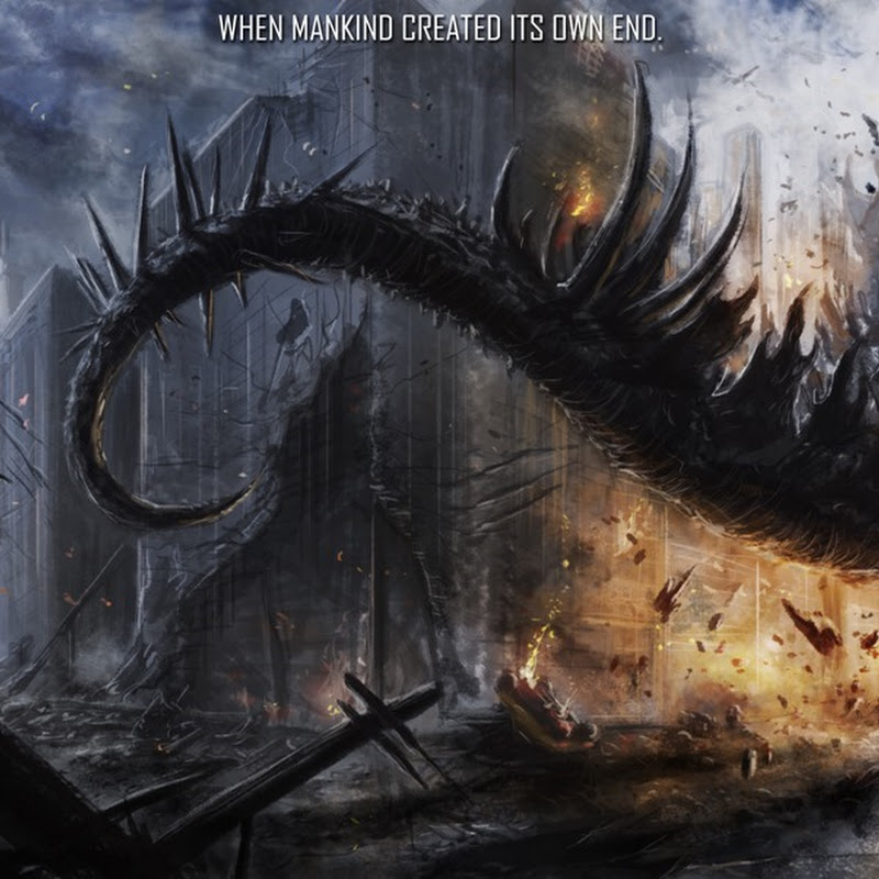Trailers y comerciales de TV para la versión americana de Godzilla