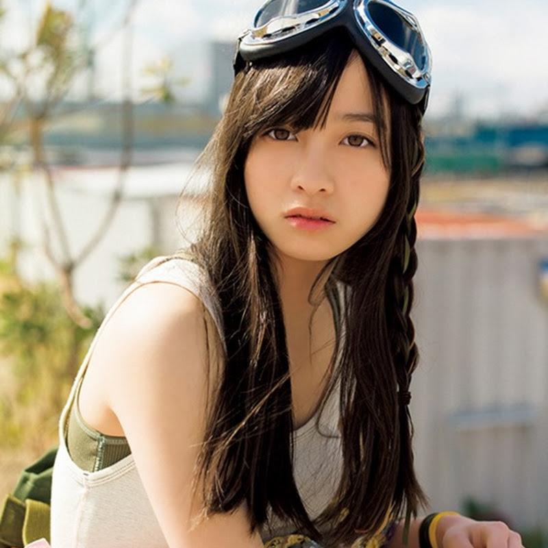 Hashimoto Kanna – detrás de la filmación para Young Magazine