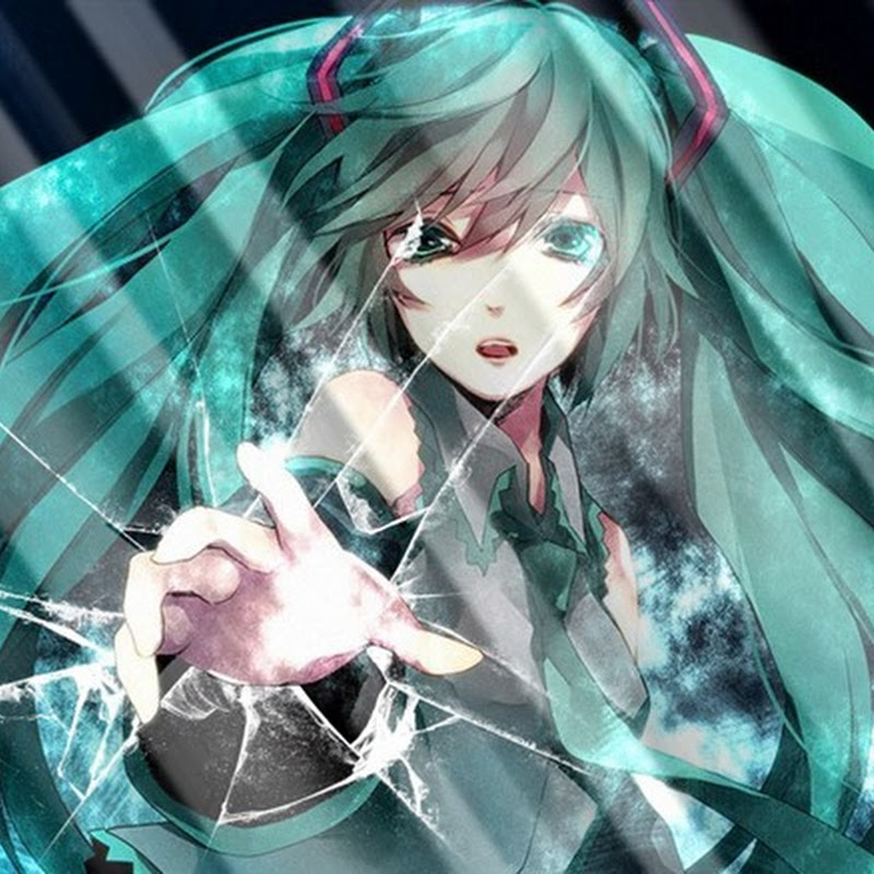 Hatsune Miku – Glass Wall (Hatsune Miku Expo en New York)