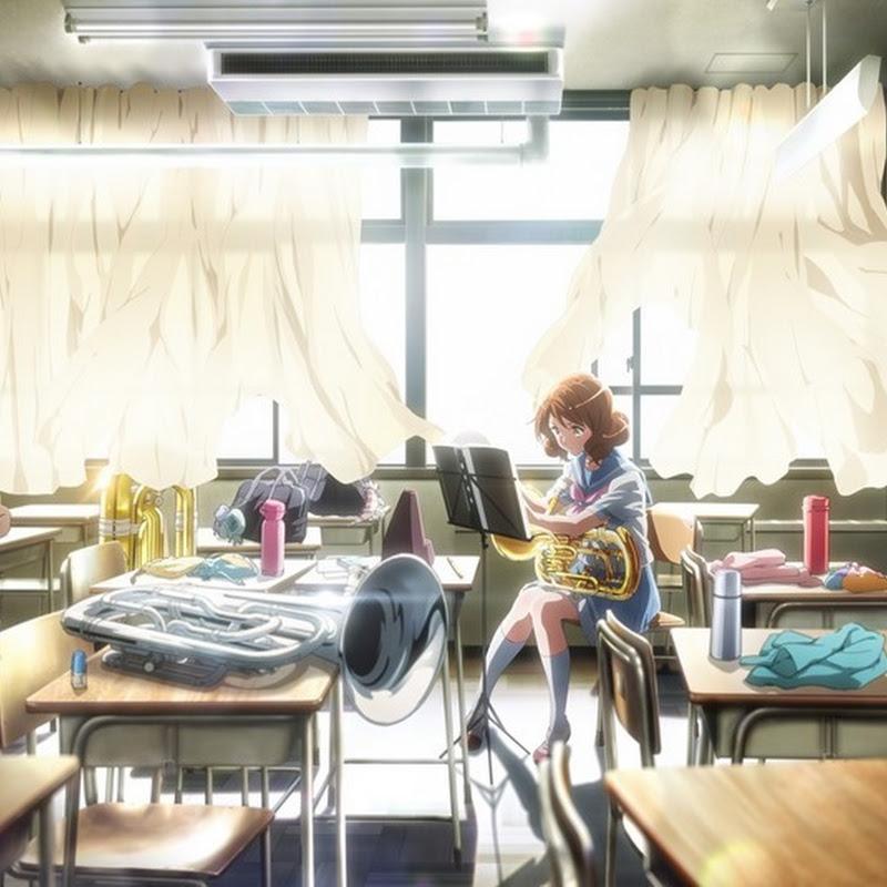 Gekijou-ban Hibike! Euphonium – trailer para la película, fecha de lanzamiento y nueva imagen de promoción