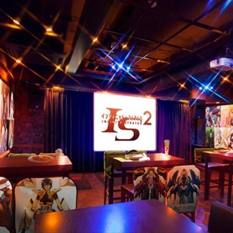 """""""Infinite Stratos 2: Ignition Hearts"""" tendrá su propio café en Japón"""