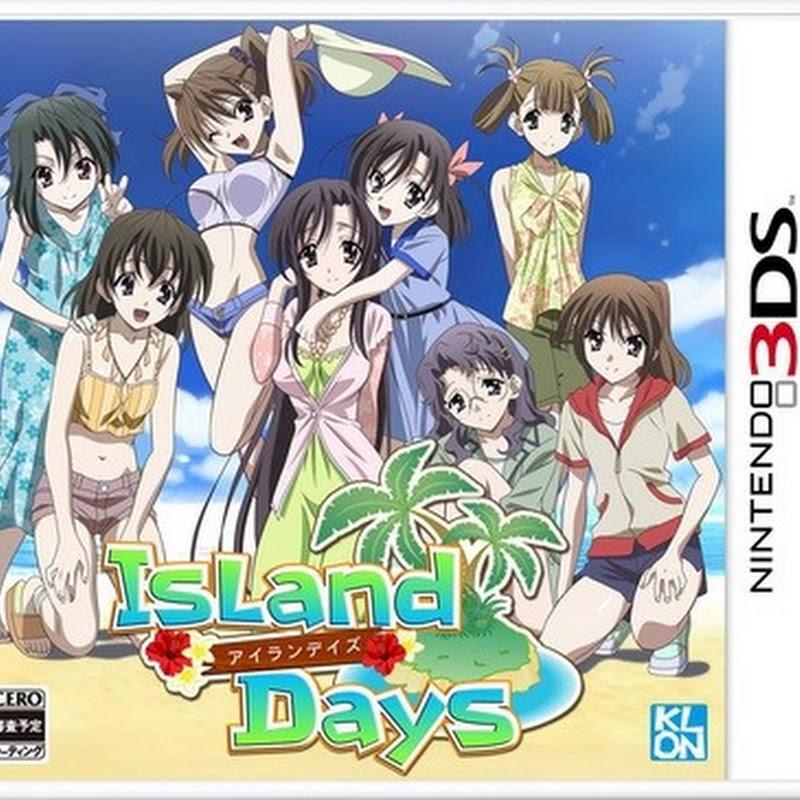 """""""Island Days"""" nuevo juego de """"School Days"""" para 3DS"""