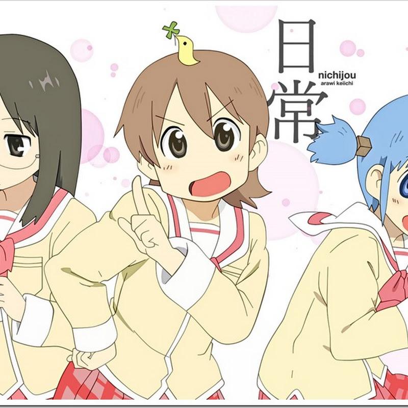 """Se retrasa el manga de """"Nichijou"""" hasta 10 de diciembre"""