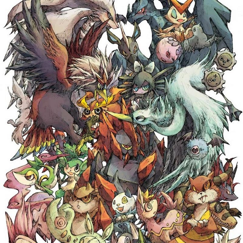 Impresionantes ilustraciones fan-art de Pokémon