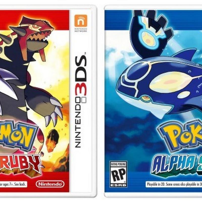 Nuevo trailer para Pokémon Omega Ruby y Alpha Sapphire