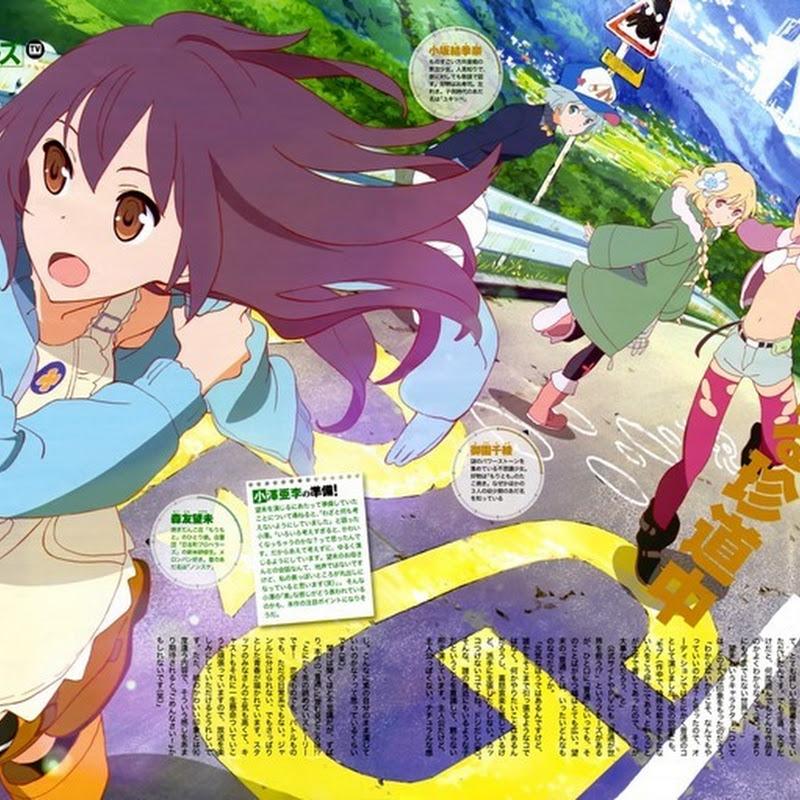 Tsuki no Bakugekiki – Opening del anime Rolling☆Girls