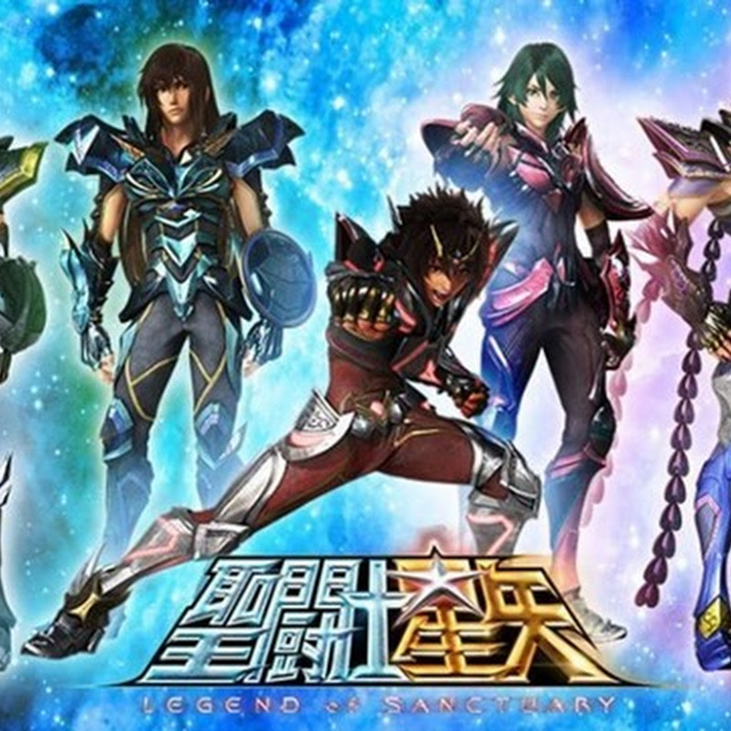 """Saint Seiya: Legend of Sanctuary"" fecha para la película 3DCG"