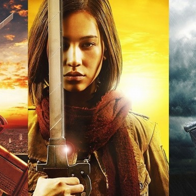 Trailer para Shingeki no Kyojin Live Action