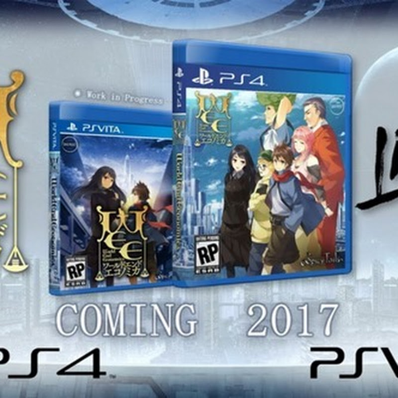 World End Economica para PlayStation 4 y PlayStation Vita en 2017