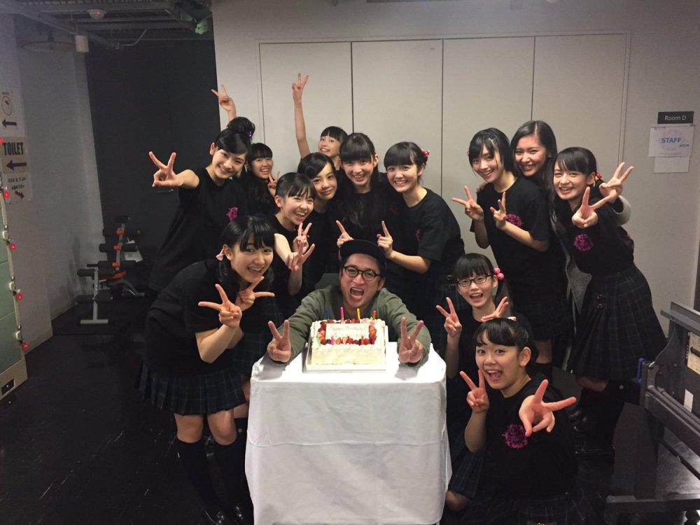 Mori-sensei, feliz cumpleaños