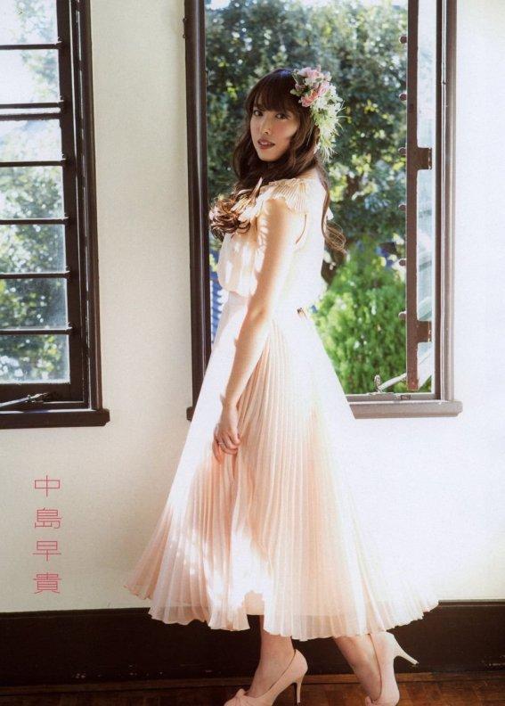 ℃-ute en la revista Up To Boy Plus (2017 vol. 36) 005