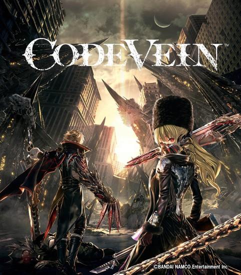 Code Vein – nuevo RPG de Bandai Namco