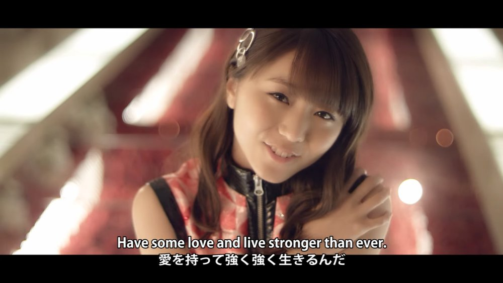 ANGERME - Ai Sae Areba Nanni mo Iranai (video musical)