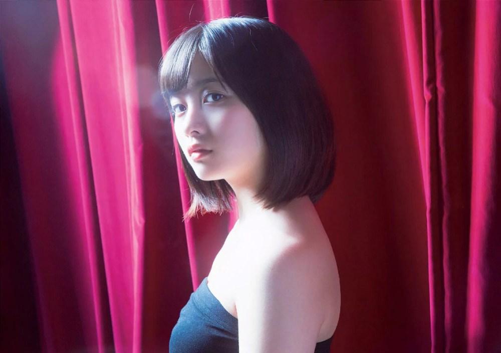 Hashimoto Kanna en la Weekly Playboy Magazine (2017 No.36)